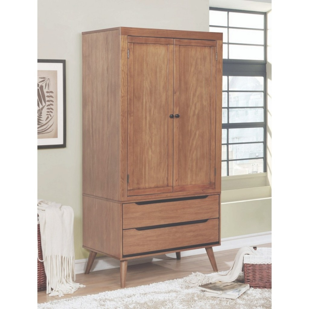 Image of: Fancy West Elm Armoire