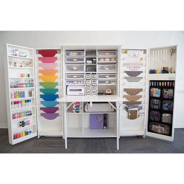 Great Craft Armoire