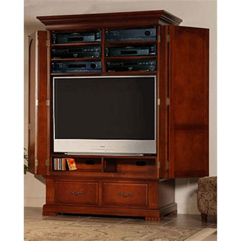 Image of: Great Entertainment Armoire