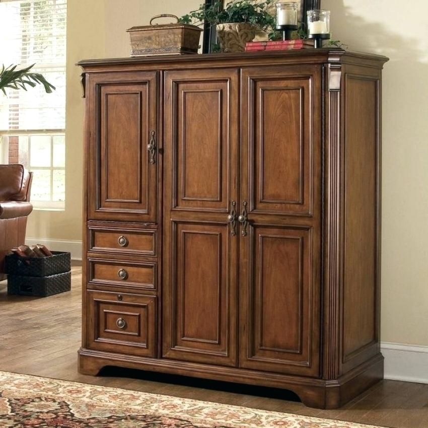 Picture of: Great Hooker Armoire