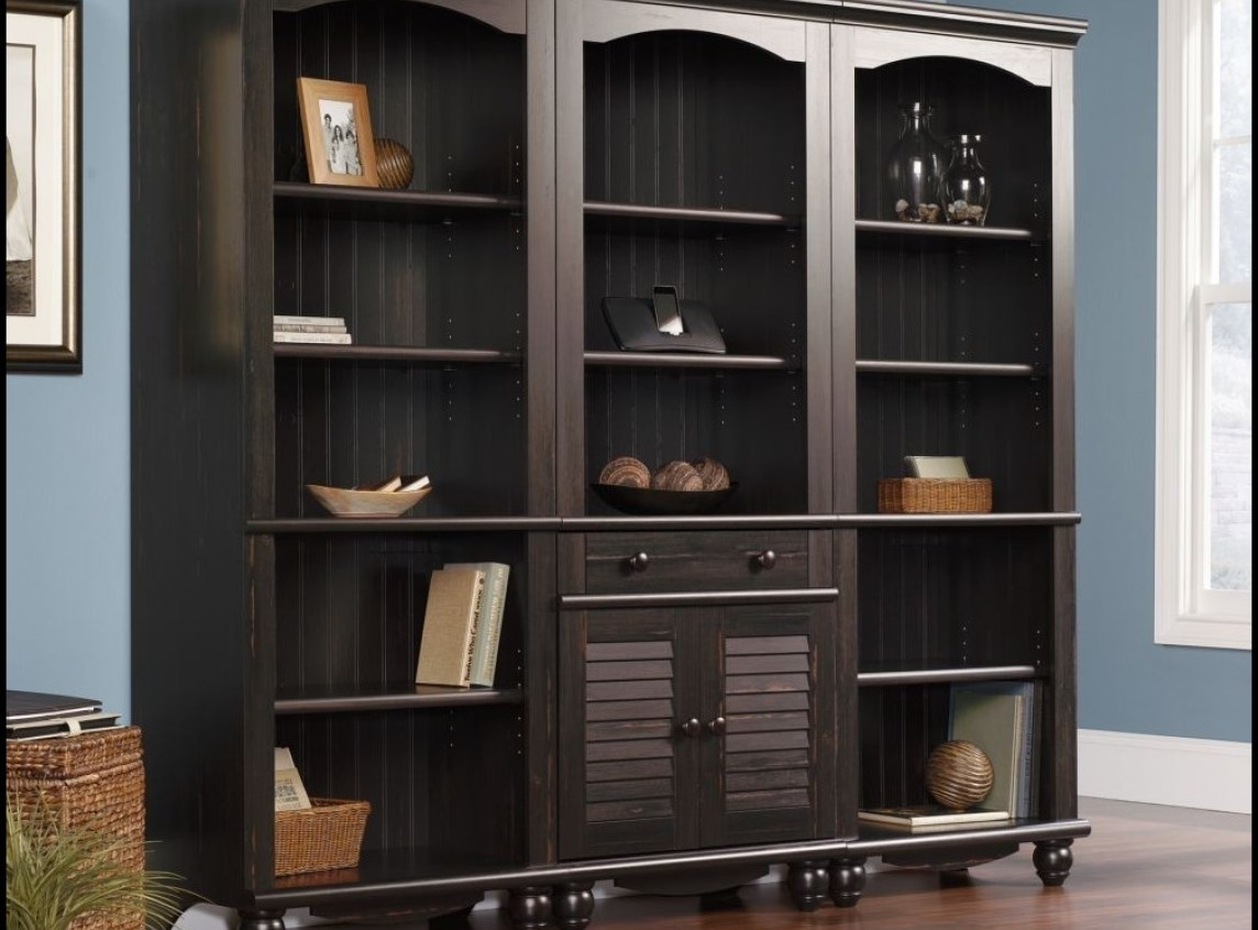 Image of: Great Sauder Armoire