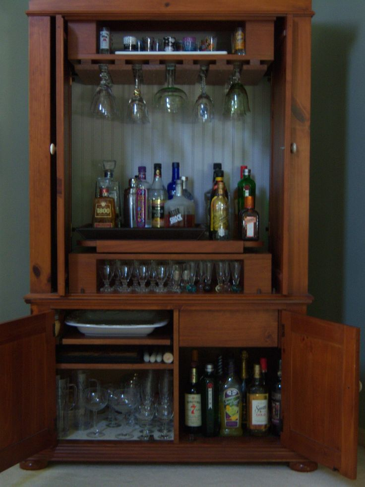 Great Wine Armoire