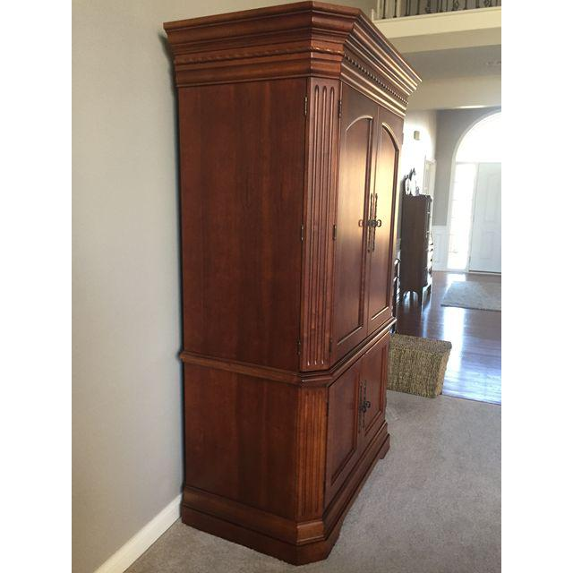 Picture of: Hooker Armoire TV