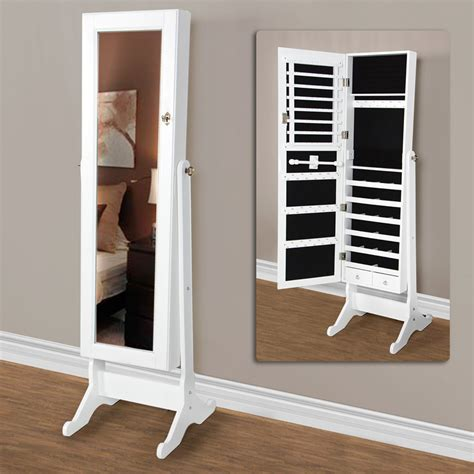 Picture of: Image Full Length Mirror Jewelry Armoire