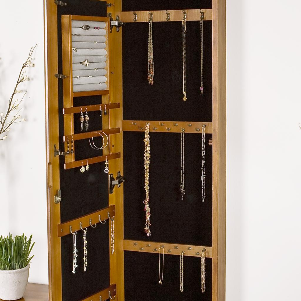 Picture of: Image Wall Mount Jewelry Armoire