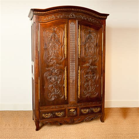 Picture of: Innovative Antique French Armoire