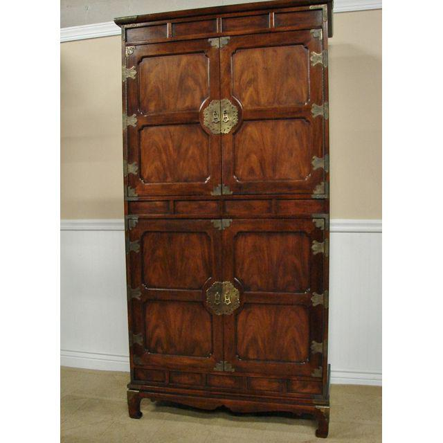 Picture of: Inspiring Henredon Armoire
