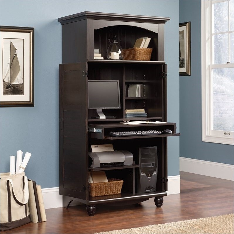Picture of: Inspiring Laptop Armoire