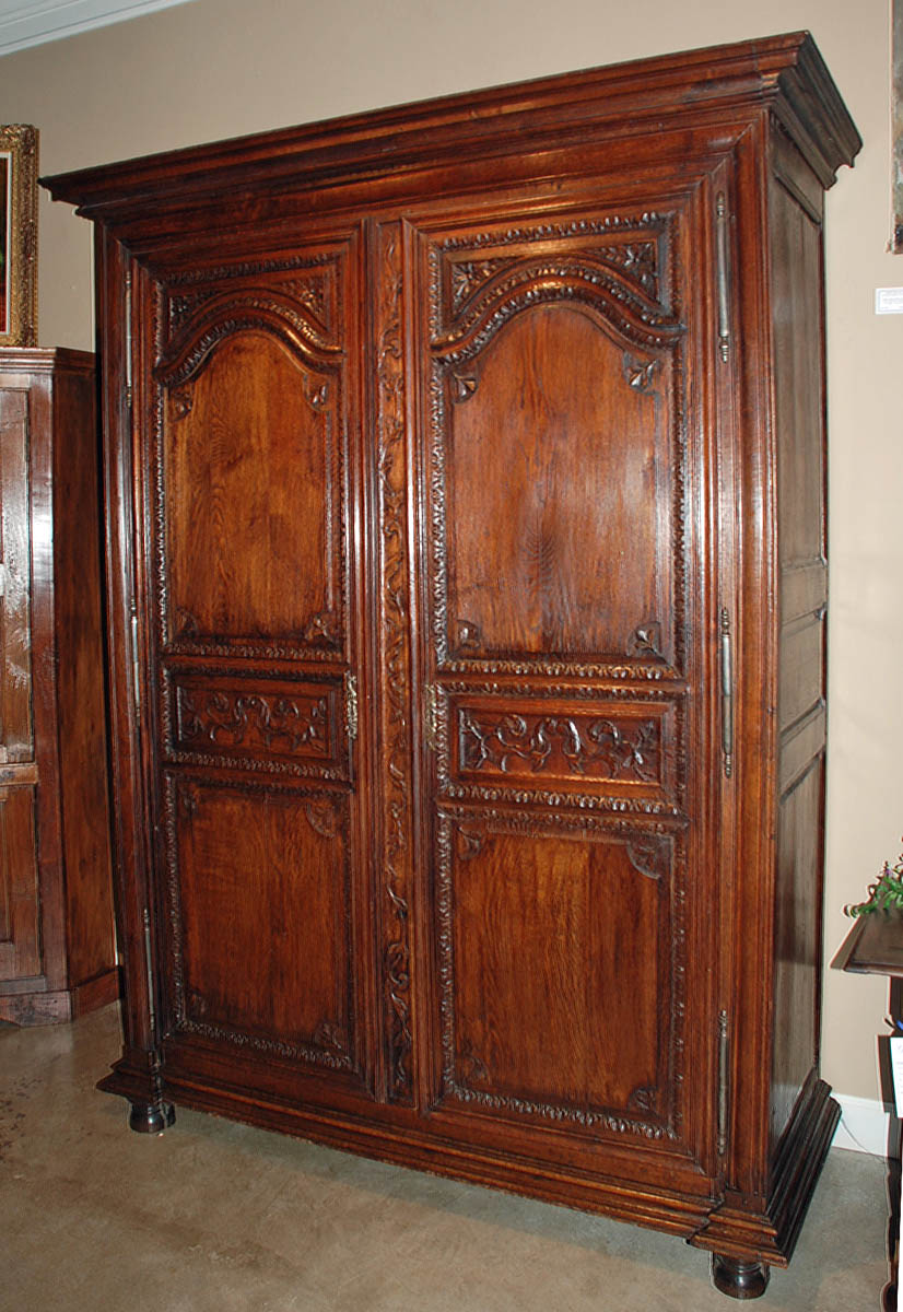 Picture of: Interest Large Armoire Wardrobe