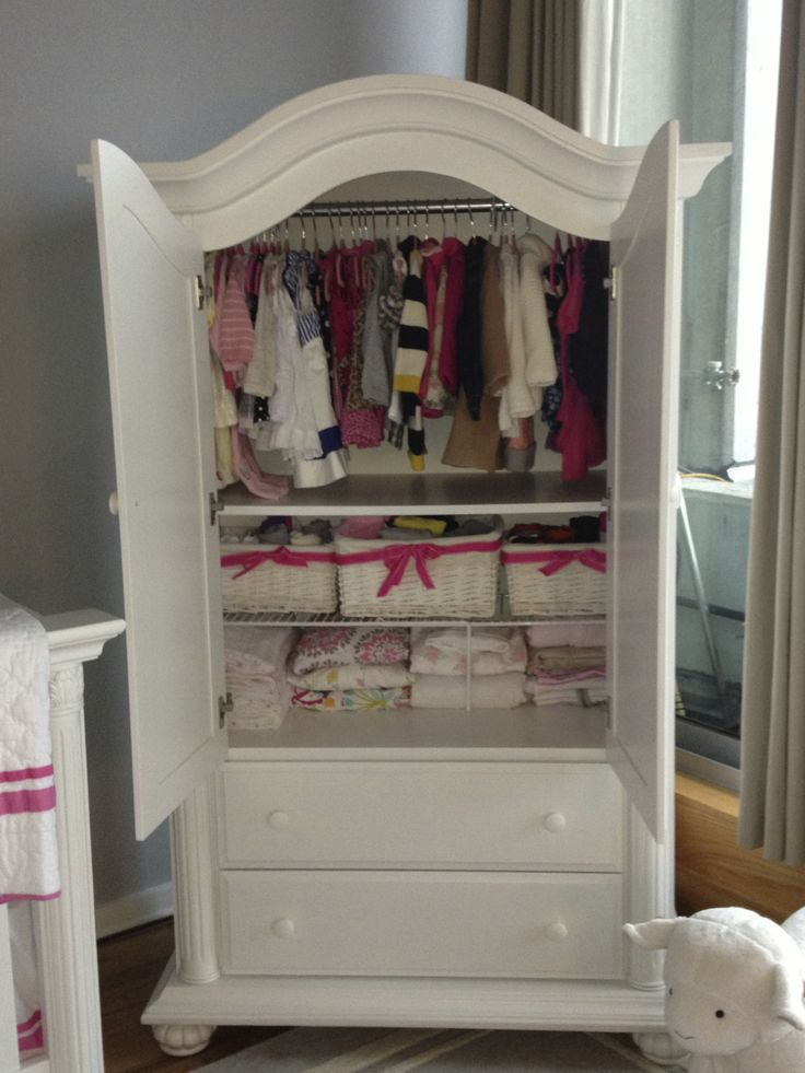 Picture of: Interest Nursery Armoire