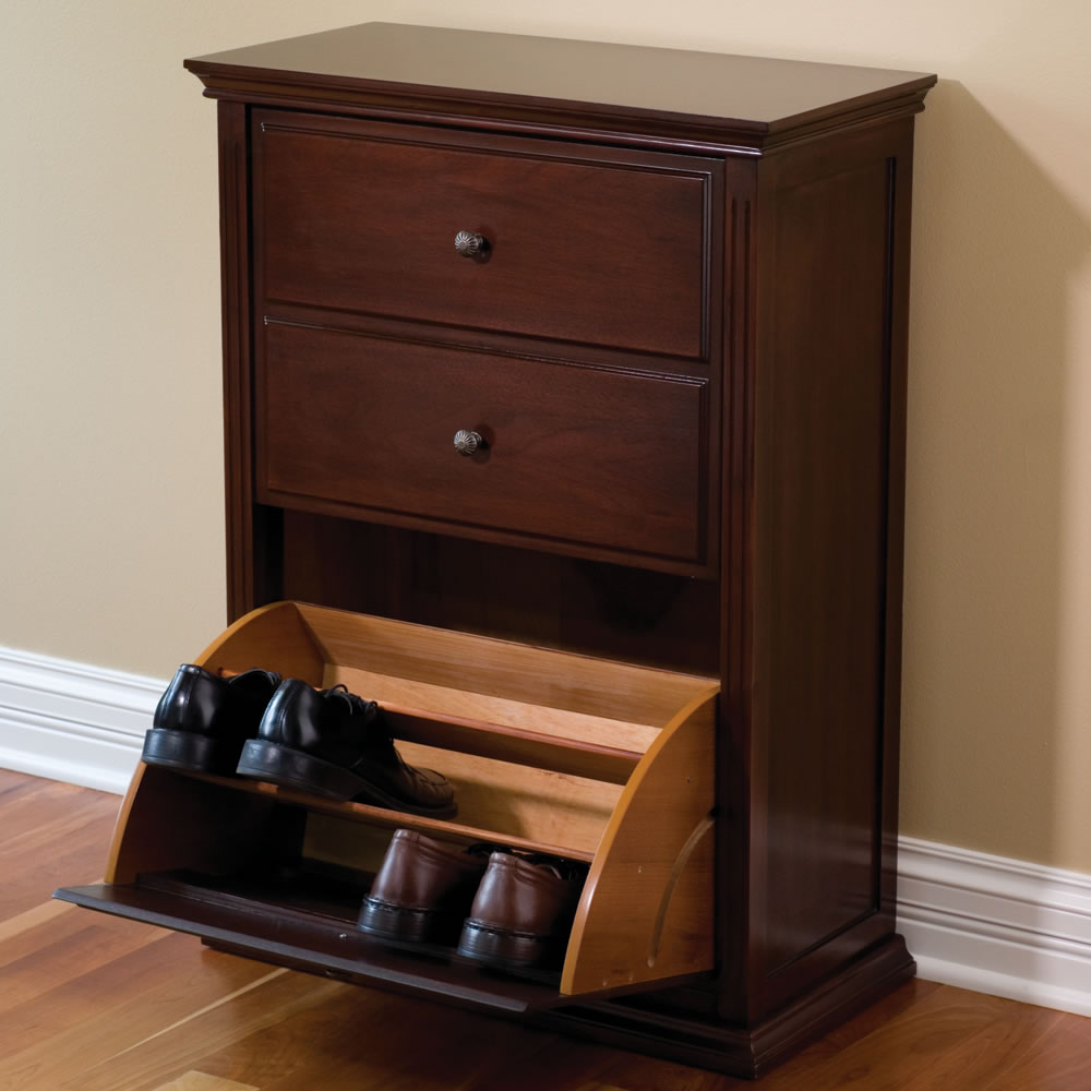 Image of: Interest Shoe Armoire