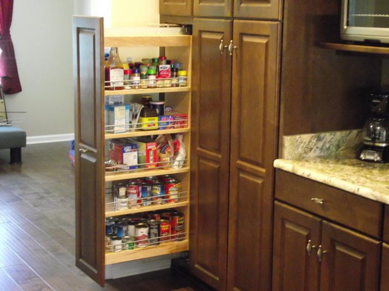 Picture of: Kitchen Pantry Armoire