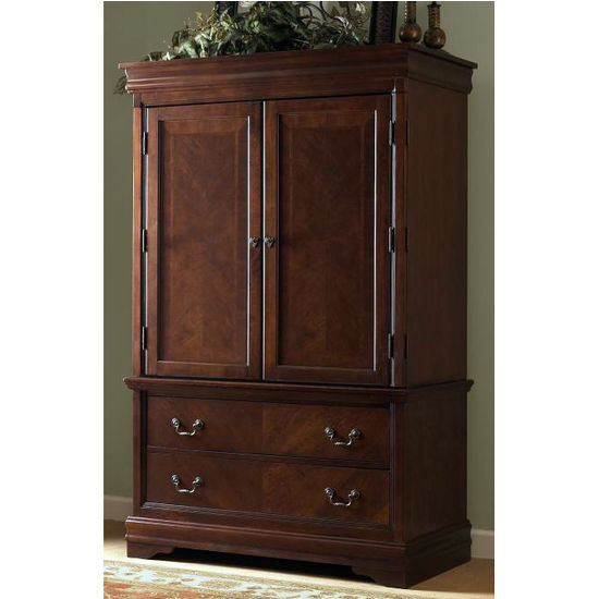 Image of: Large Entertainment Armoire