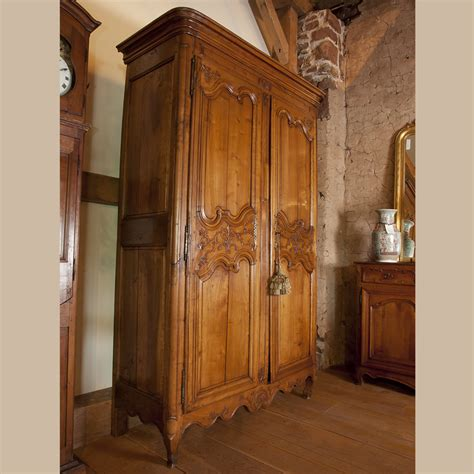 Image of: Large French Country Armoire