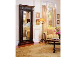 Picture of: Little Cheval Mirror Jewelry Armoire