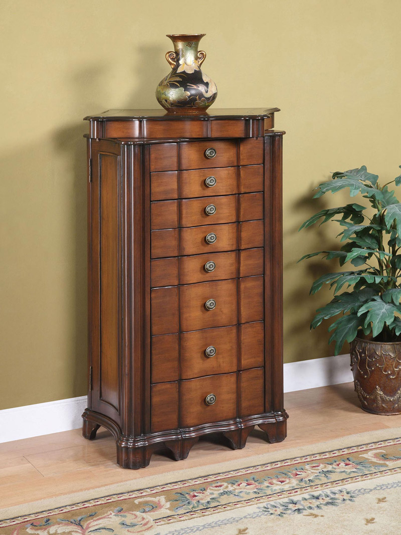 Master Jewelry Box Armoire