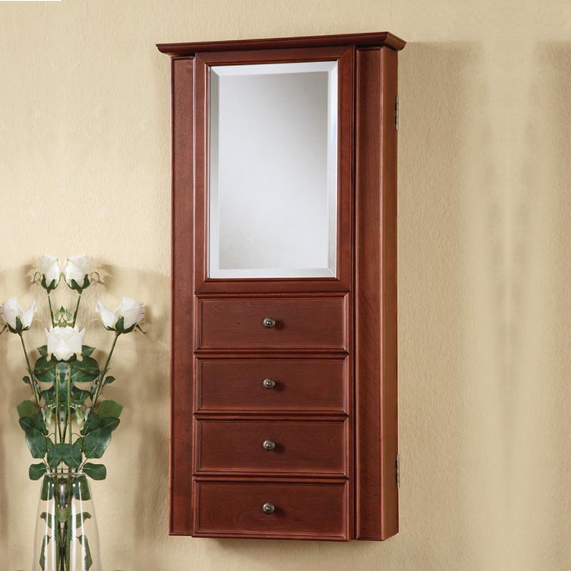 Picture of: Master Wall Mount Jewelry Armoire