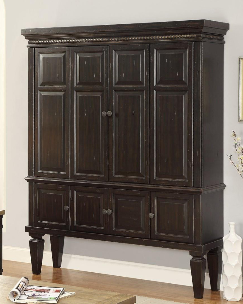 Image of: Medium Entertainment Armoire