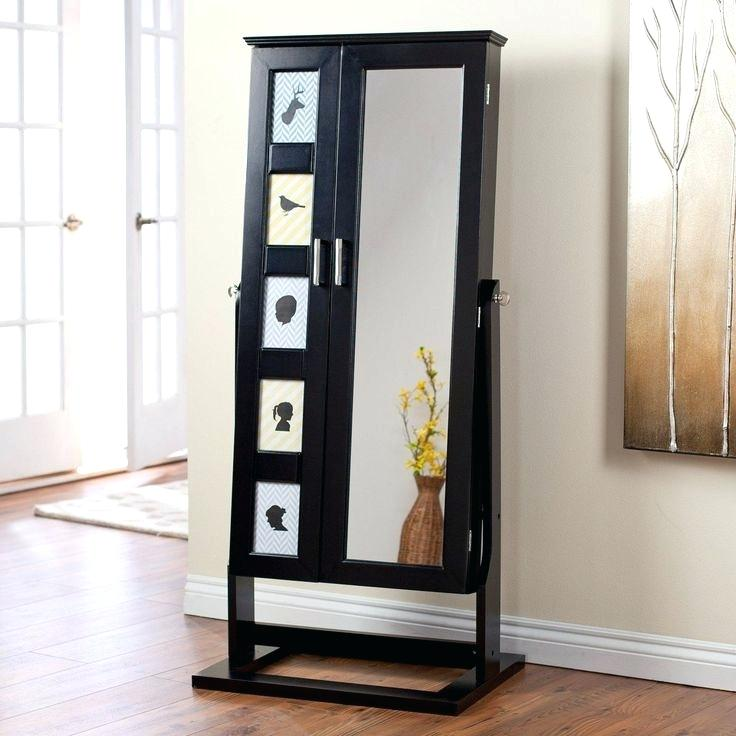 Picture of: Mirror Joyus Jewelry Armoire