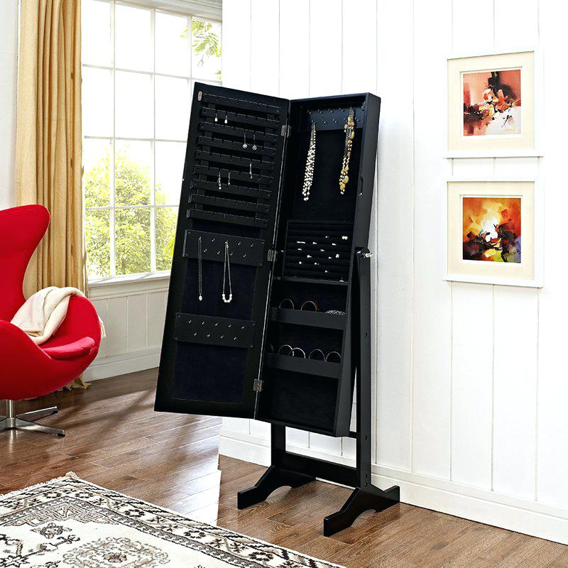 Picture of: Modern Jewelry Armoire Fueerniture