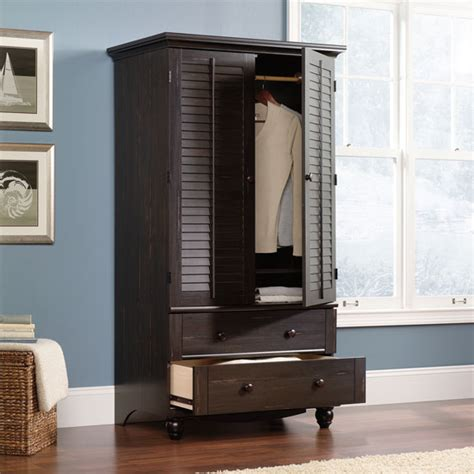Image of: Modern Sauder Armoire