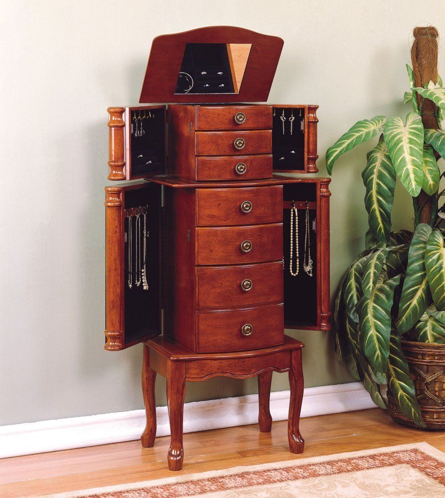 Picture of: Nice Armoire Jewelry Box