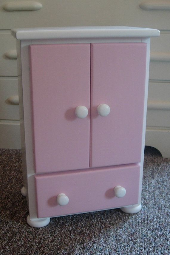 Image of: Nice Doll Armoire