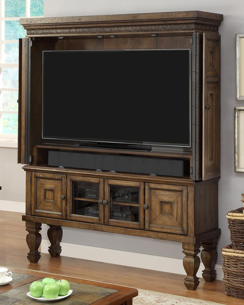 Image of: Nice Entertainment Armoire