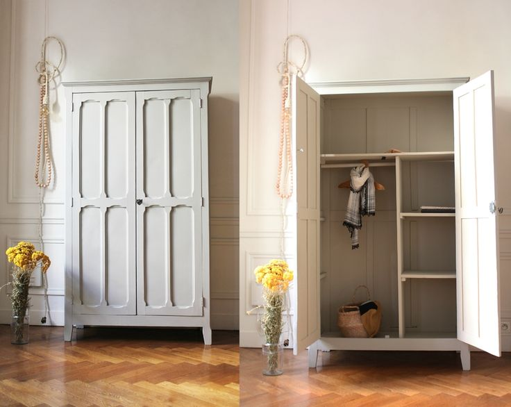 Image of: Nice Entryway Armoire