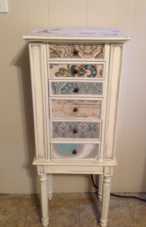 Picture of: Nice Jewelry Box Armoire