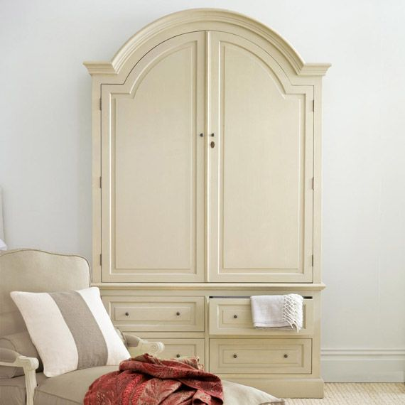 Picture of: Nice Large Armoire Wardrobe