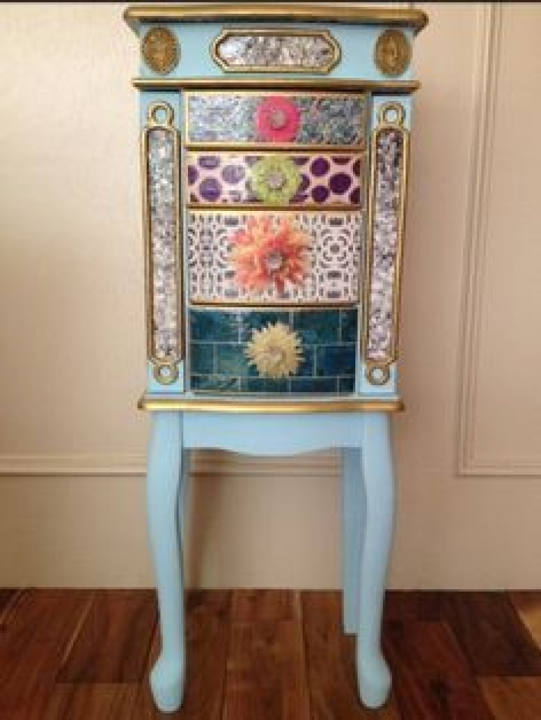 Image of: Nice Tall Armoire