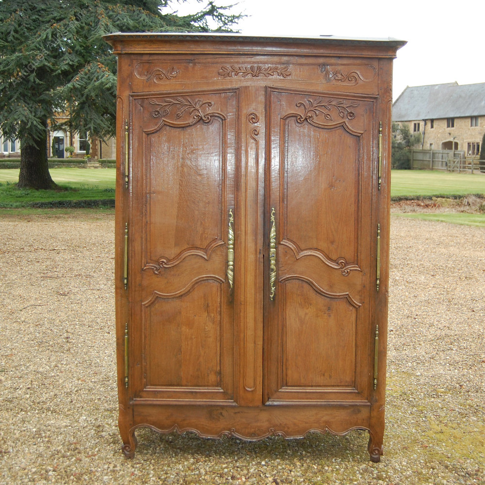 Oak Antique Armoires