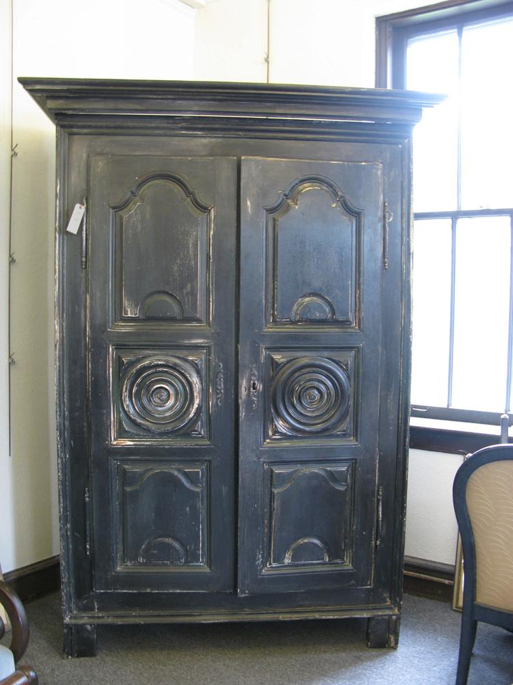 Picture of: Original Antique French Armoire
