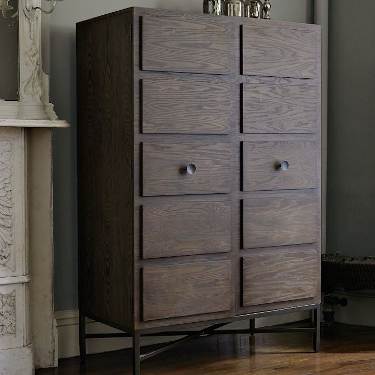 Image of: Remodel West Elm Armoire