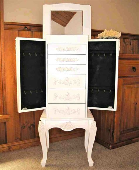 Picture of: Review Armoire Jewelry Box