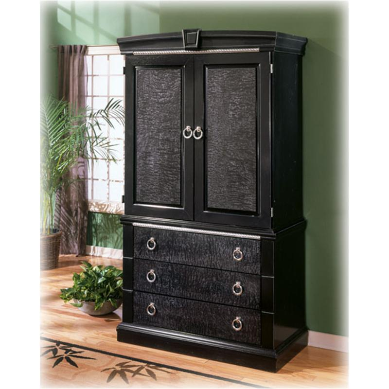 Image of: Review Ashley Furniture Armoire