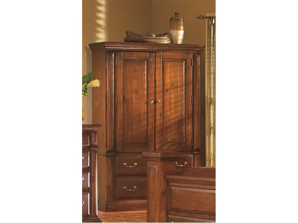 Review Bedroom Set with Armoire