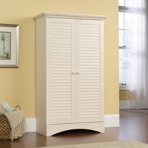 Image of: Review Linen Armoire