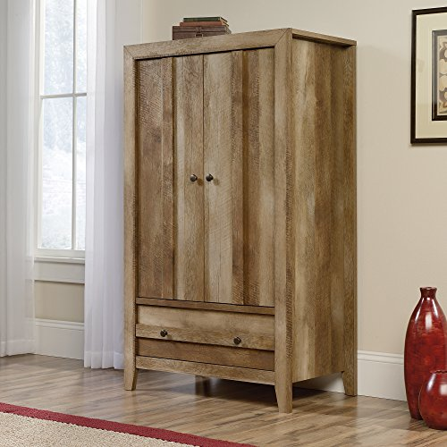 Image of: Rustic Entryway Armoire