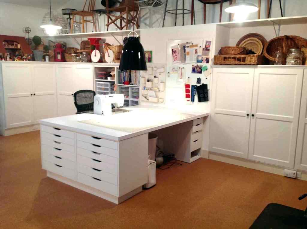 Image of: Sewing Armoire Cabinet