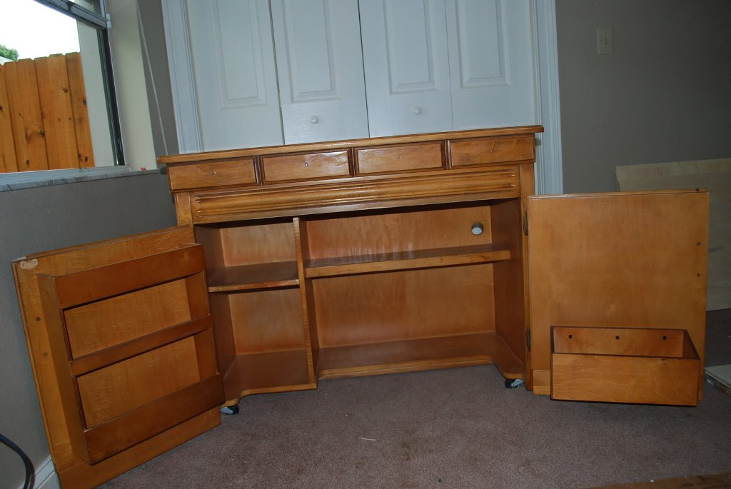 Image of: Sewing Armoire Furniture