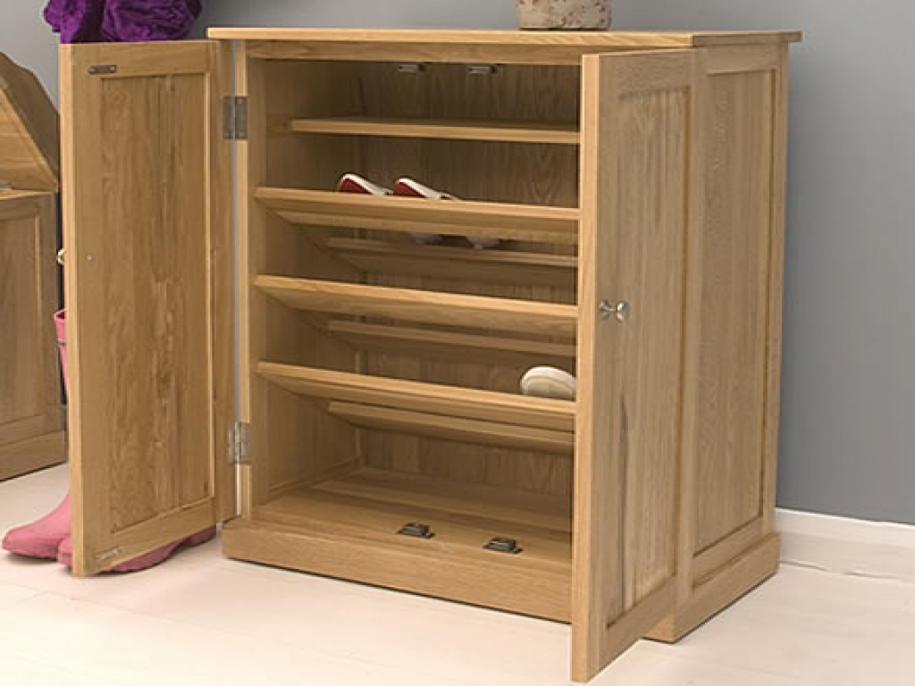 Image of: Shoe Armoire Ideas