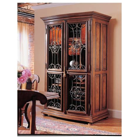 Simple Wine Armoire