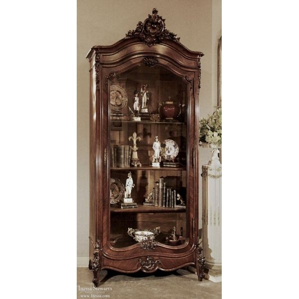 Small Antique French Armoire