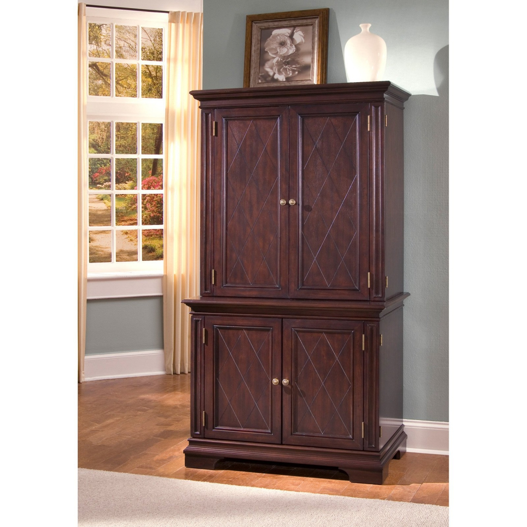 Image of: Small Armoire Home