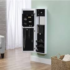 Image of: Small Armoire with Mirror Door