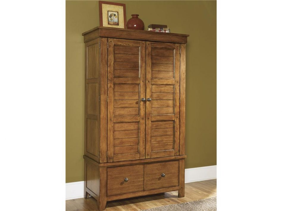 Image of: Small Bedroom Set with Armoire