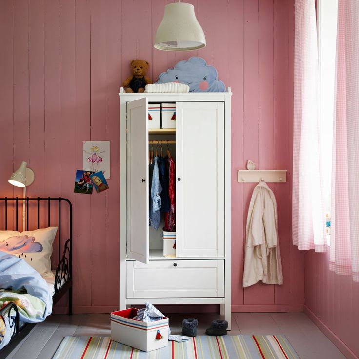 Small Children's Armoire Wardrobe
