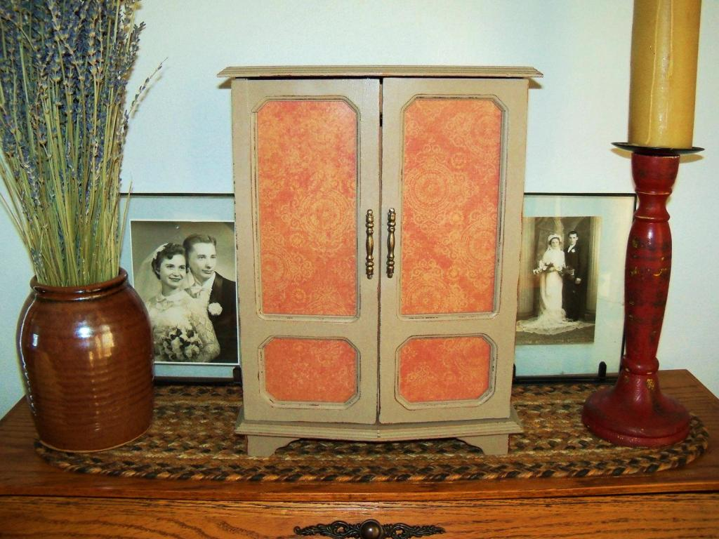 Picture of: Small Large Jewelry Armoire